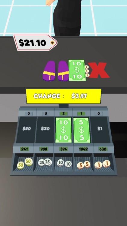 Cashier 3D screenshot-5