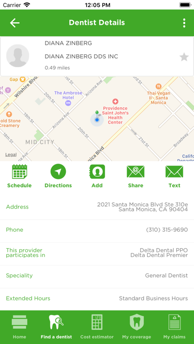 messages.download Delta Dental Mobile software