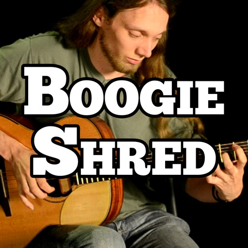 Boogie Shred with Mike Dawes