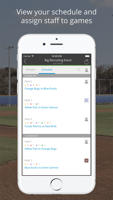 messages.download Coach Packet by Front Rush software