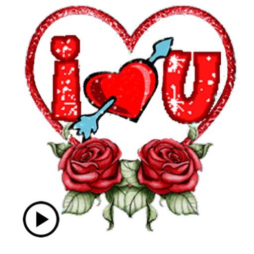 I Love You Valentine Animated