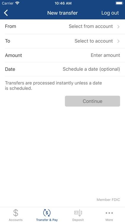 BlackRidgeBANK Mobile App screenshot-4