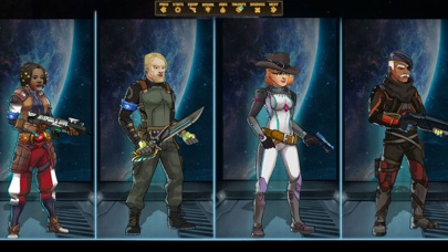 Star Traders: Frontiers screenshot #3