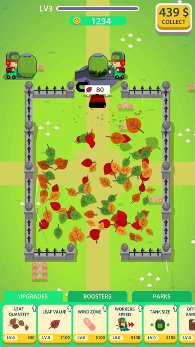 Leaf Factory Idle screenshot 3