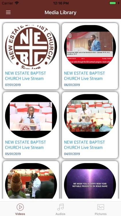 New Estate Baptist Church screenshot-6