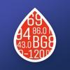 グルコースバディ: 糖尿病トラッカー - iPhoneアプリ