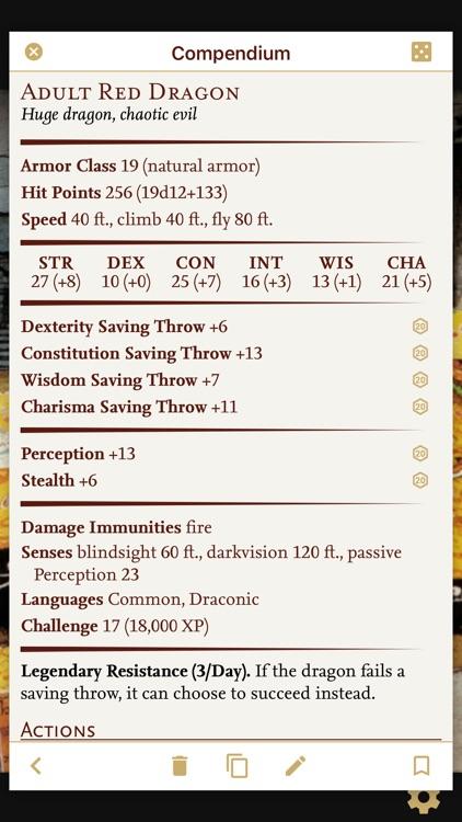 Game Master 5th Edition screenshot-3