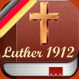 German Holy Bible Pro Luther