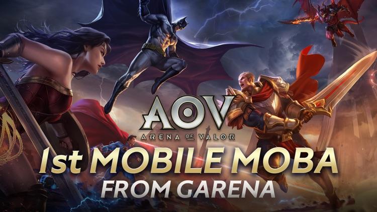 Garena AOV - Arena of Valor screenshot-0