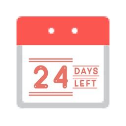 Wigi - Countdown widget