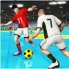室内足球19:播放竞技场3D的五人制足球