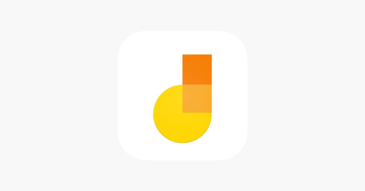 Jamboard az App Store-ban