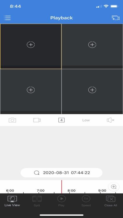 Alibi Vigilant Mobile screenshot-3