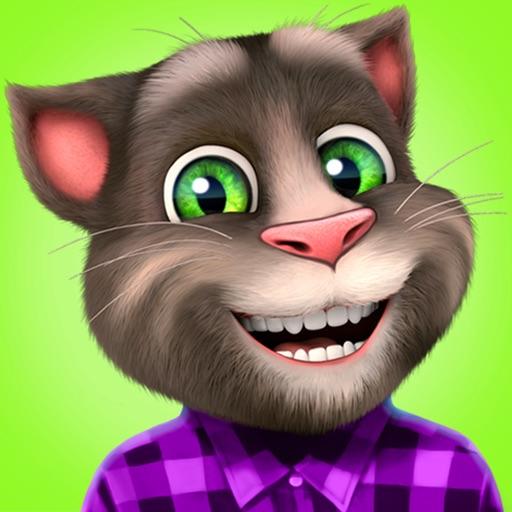 Talking Tom Cat 2 for iPad icon