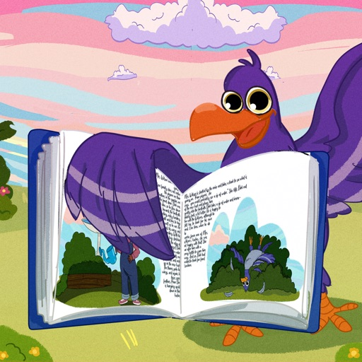 Billy's Bookbytes: kids story