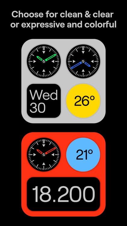 Timedash Widget screenshot-6