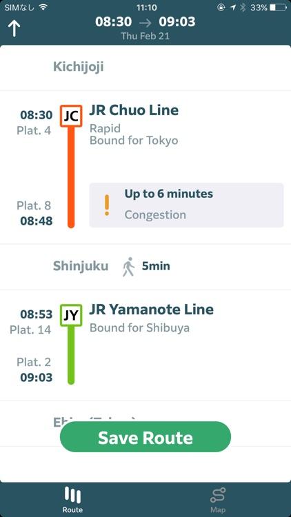 JR-EAST Train Info