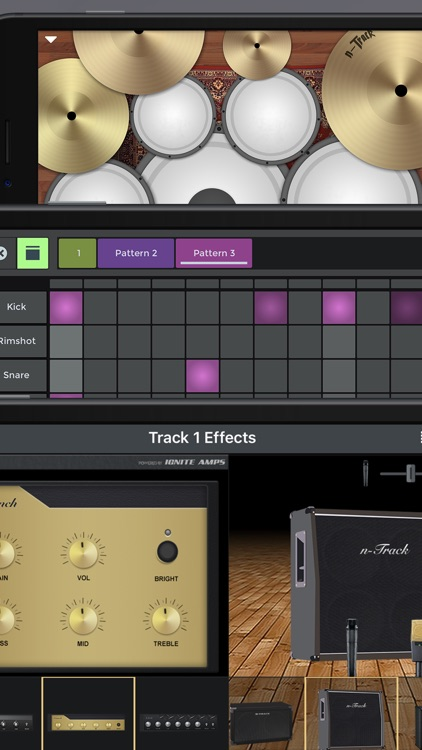 n-Track Studio | DAW screenshot-4