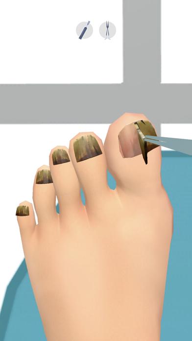 Foot Clinic - ASMR Feet Care screenshot 2