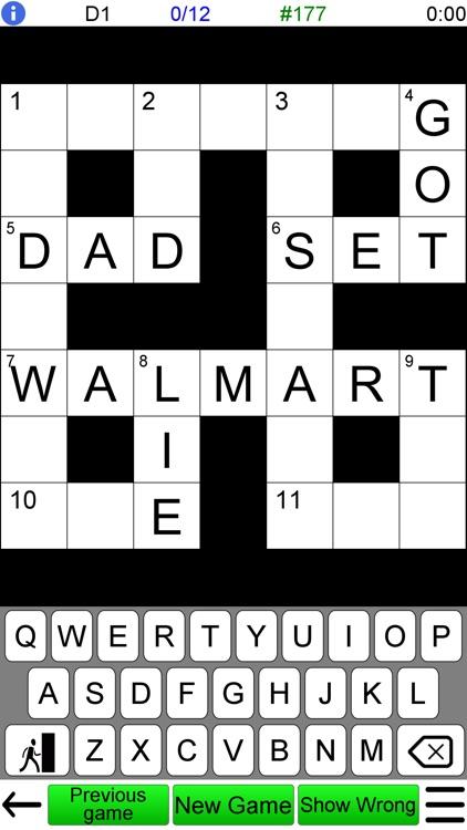 Crossword Unlimited screenshot-7