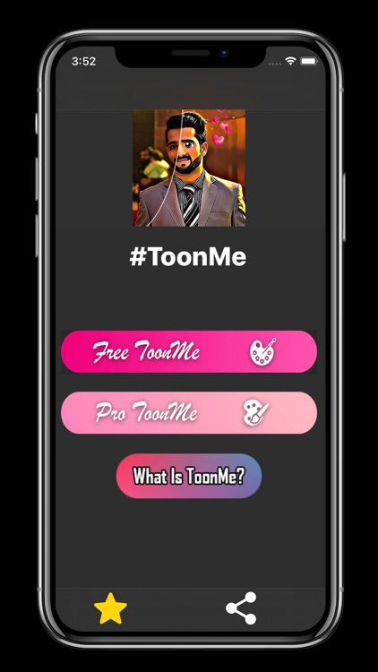 Toonme - Cartoon Photo Editor screenshot-4