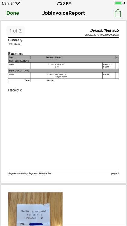ExpenseTracker Pro screenshot-4