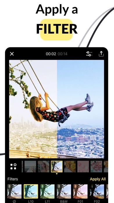 Slideshow Add Music to Photos Screenshot