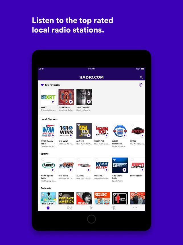 RADIOCOM On The App Store