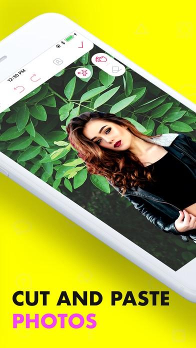 Background Eraser-Photo Editor screenshot three