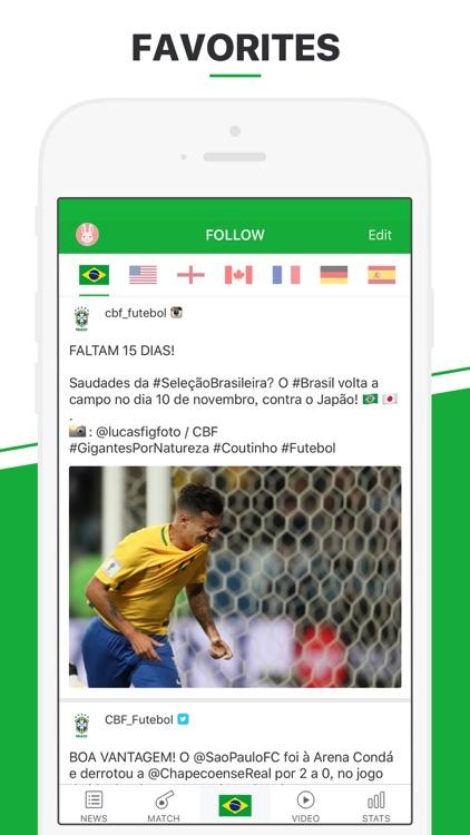 All Football - Live Score screenshot-4