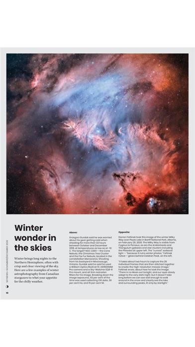 SkyNews Magazine screenshot1