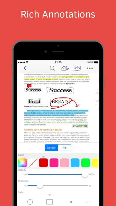 Pdf Readerexpert Pdf Editor review screenshots