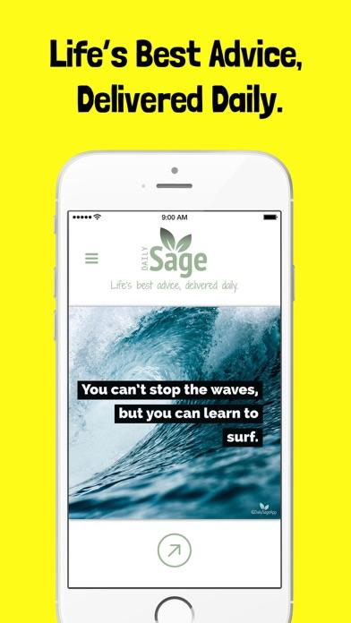 Daily SageScreenshot von 1