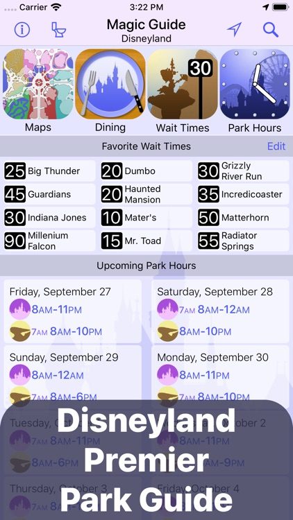 Magic Guide for Disneyland screenshot-0