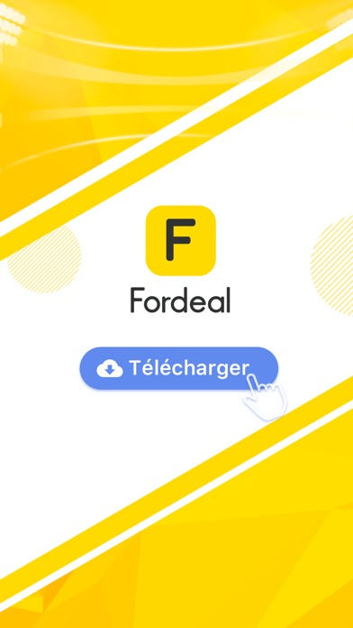 Screenshot for Fordeal in France App Store
