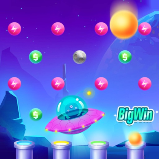 Falling Ball: Space Explorer