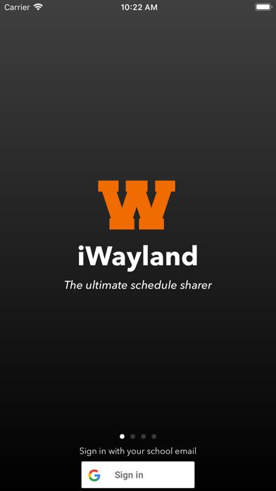 iWayland - Wayland High School screenshot 2