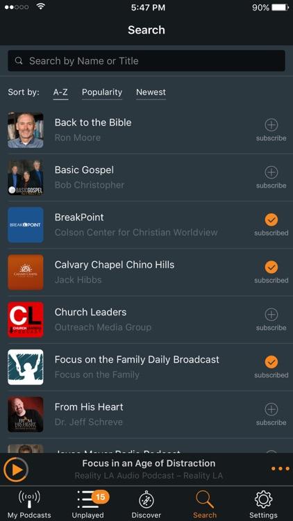 FaithPlay screenshot-5