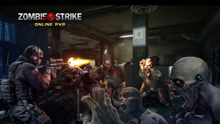 Zombie Strike:Dead Battlelands