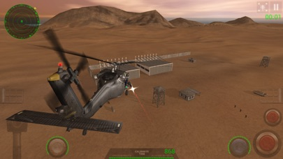 Helicopter Sim Hellfire