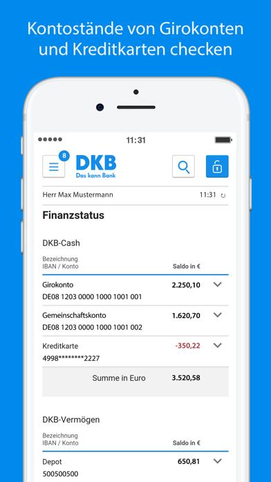 DKB-BankingScreenshot von 6