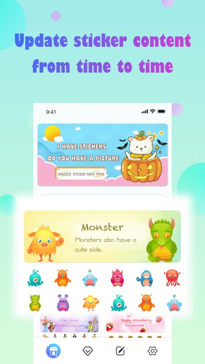 Bucket Stickers screenshot-3