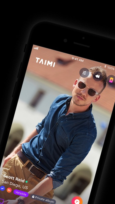 Taimi - Gay dating,chat,social app image