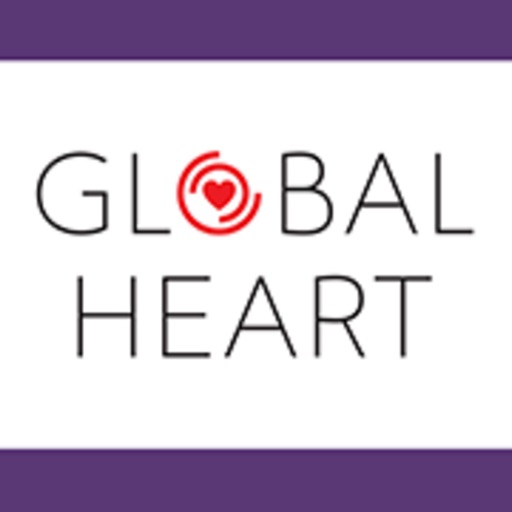 Global Heart icon