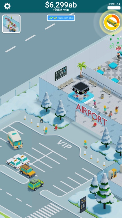 Airport 737 Idle screenshot-3