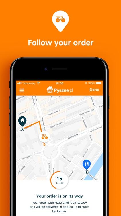 Pyszne.pl screenshot-3