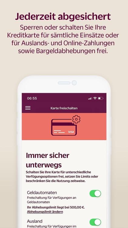 Hanseatic Bank Mobile screenshot-3