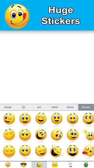 New Emoji - Extra Smileysのおすすめ画像5