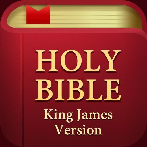Bible KJV - Daily Bible Verse icon