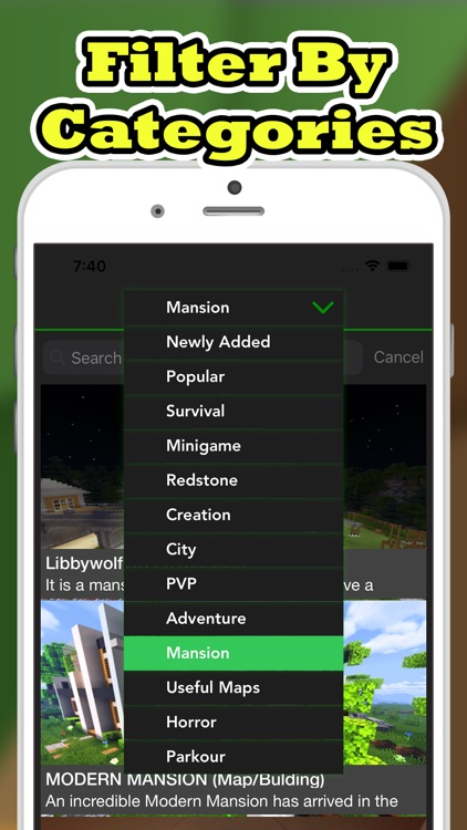Mods & Addons For Minecraft PE screenshot-3